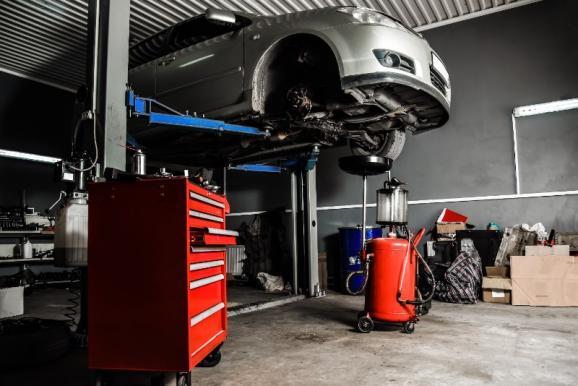 réparation garage