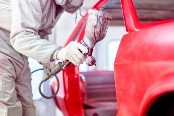 peinture voiture